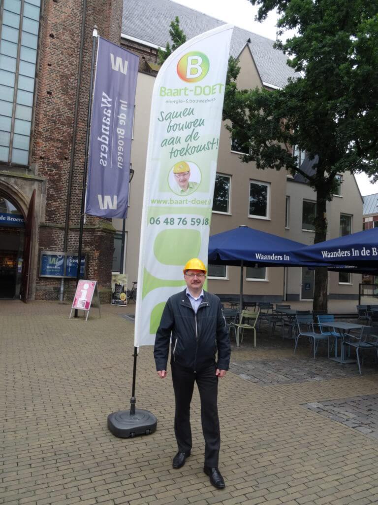 Samen bouwen aan de toekomst Baart-DOET energie- en bouwadvies regio Zwolle werkt samen in zijn eigen wijk samen bouwen aan de toekomst