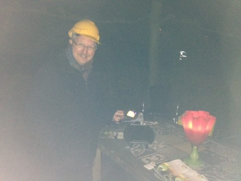 Baart-DOET energie- en bouwadvies vanuit Zwolle warmtescan voorlichting Doepark Nooterhof kinderen bewust isoleren belangrijk energie milieu besparen besparing