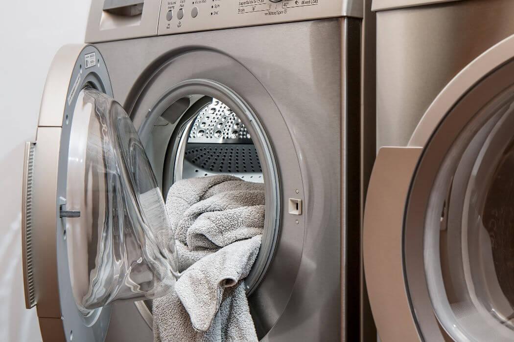 Energie besparen met de wasmachine