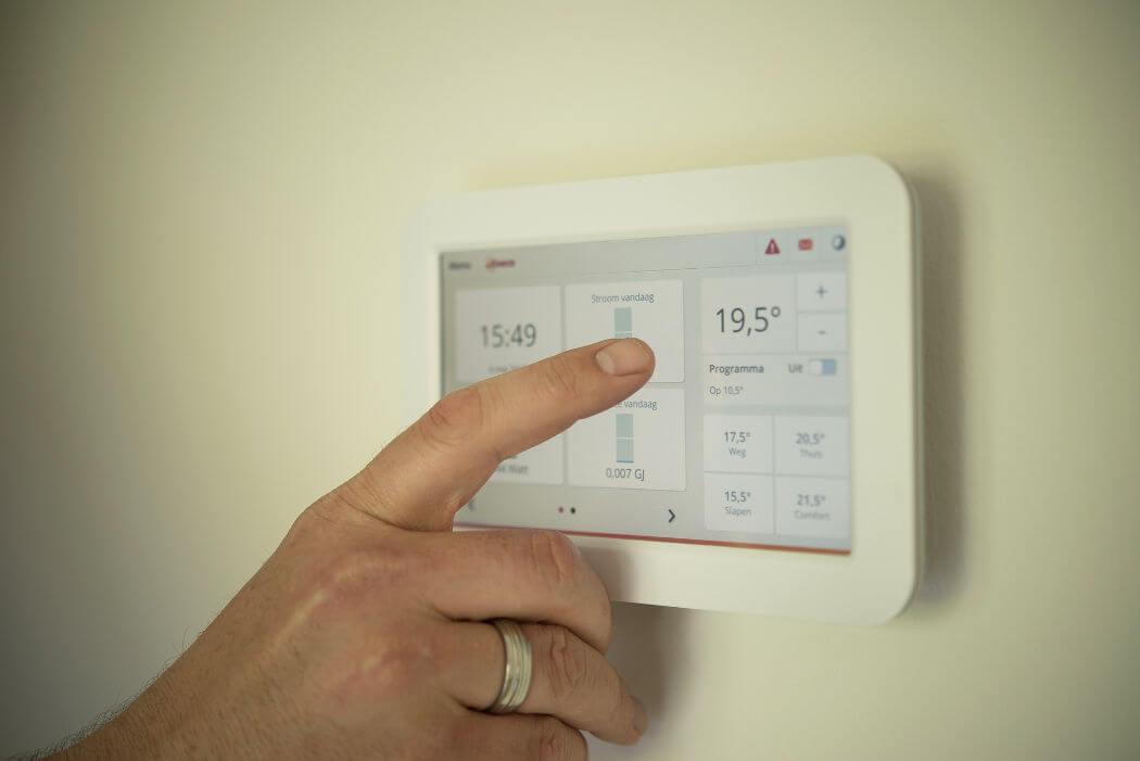 Energie besparen met je verwarming en slimme thermostaat