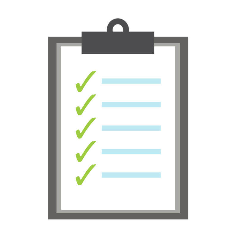 Checklist definitief maken energielabel